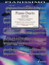 Schott - Piano Duets: 50 Original Pieces from 3 Centuries - Twelsiek  - Piano Duet (1 Piano, 4 Hands) - Book