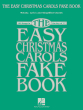Hal Leonard - The Easy Christmas Carols Fake Book - C Instruments - Book