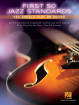 Hal Leonard - First 50 Jazz Standards You Should Play on Guitar - Guitar TAB - Book