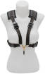 BG France - Comfort Saxophone Harness for Ladies with Metal Snap Hook