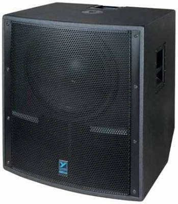 Elite Series Powered Subwoofer - 18 inch  Woofer - 1500 Watts