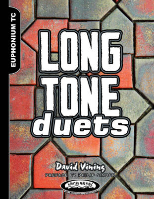 Long Tone Duets for Euphoniums (TC) - Vining - Book