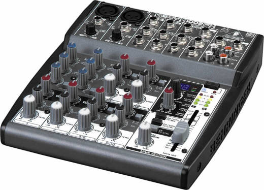 Xenyx 10 Input & 2 Bus Mixer with Effects