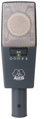 C414 XLS - 9 Pattern Large Diaphragm Condenser Mic