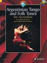Schott - Argentinian Tango and Folk Tunes for Accordion: 36 Traditional Pieces - Stephen/Rosser - Book/CD