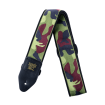 Ernie Ball - Traditional Camo Jacquard Strap