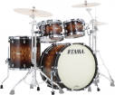 Tama - Starclassic Maple Shell Pack (22,10,12,16) Molten Satin Brown Burst