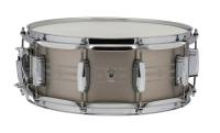 Ludwig Drums - Heirloom 14x5.5 Stainless Steel Snare Drum