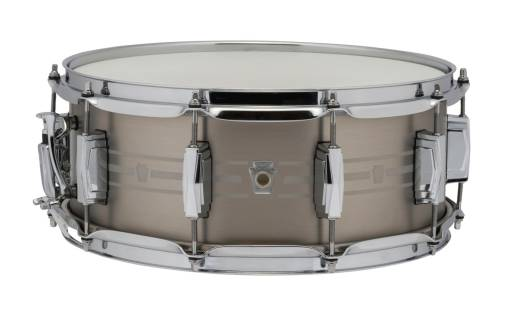 Heirloom 14x5.5'' Stainless Steel Snare Drum