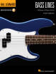 Hal Leonard - Bass Lines: 500 Grooves, All Styles, All Levels - Scharfglass - Book/Audio Online