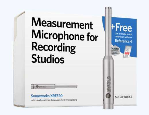 XREF20 Measurement Microphone