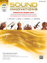 Alfred Publishing - Sound Innovations for String Orchestra: Creative Warm-Ups - Teachers Score - Book/Media Online