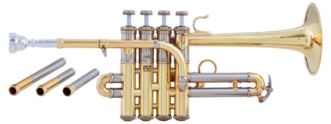Bach AP190 Stradivarius Artisan Series A/Bb Piccolo ...