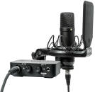 RODE - Complete Studio Kit with NT-1 Condenser Mic and AI-1 Audio Interface