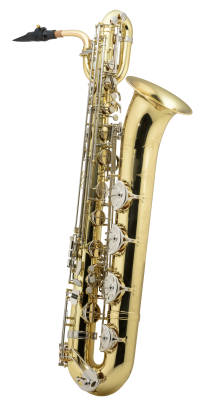 BS400 Baritone Saxophone - Low A with Case