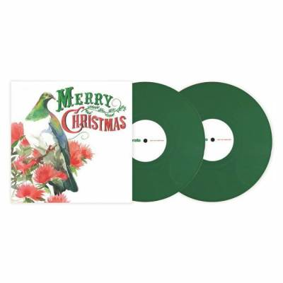 Limited Edition Christmas Card 2017 Control Vinyl