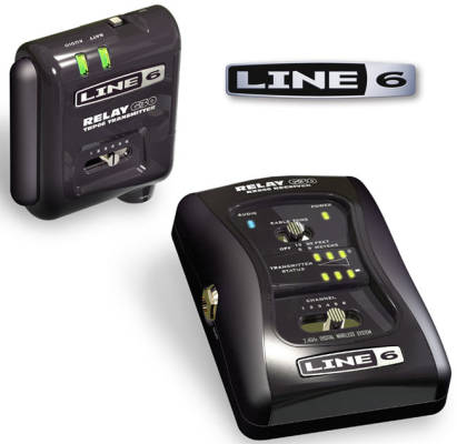 line 6 relay wireless 100 foot guitar system long mcquade musical instruments. Black Bedroom Furniture Sets. Home Design Ideas