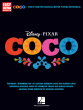 Hal Leonard - Disney/Pixars Coco: Music from the Original Motion Picture Soundtrack - Easy Guitar TAB - Book
