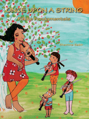 Once upon a String: Fiddle Fundamentals - Sabir - Book