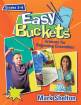 Heritage Music Press - Easy Buckets: Grooves for Beginning Ensembles - Shelton - Book/Audio-Data CD - Gr. 3 - 6