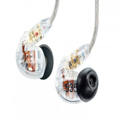 SE535 - Sound Isolating Earphones - Clear