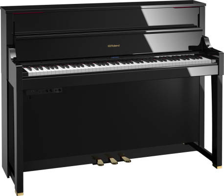 LX-17 Digital Piano - Polished Ebony w/ Stand & Bench