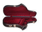 Eastman Winds - Tenor Sax Fiberglass Case in Black