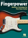 Schaum Publications - Fingerpower, Primer Level: Effective Technique for Pick-Style Guitar - Johnson -