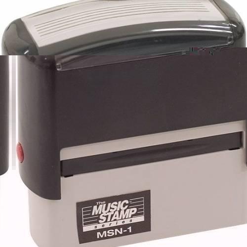 Music Stamp MSN 1