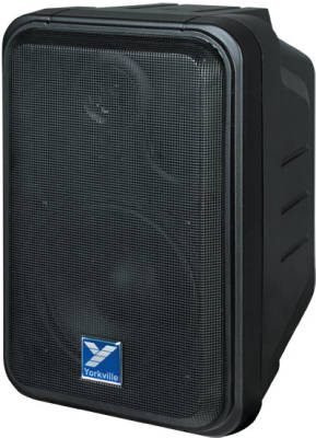 Coliseum Series Compact Powered Wall Mount Speaker - 80 Watts