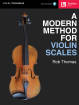 Berklee Press - A Modern Method for Violin Scales - Thomas - Violin - Book/Audio Online