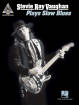 Hal Leonard - Stevie Ray Vaughan: Plays Slow Blues - Guitar TAB - Book