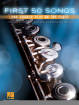 Hal Leonard - First 50 Songs You Should Play on the Flute - Book