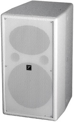 Coliseum Series Compact Speaker - 8 inch Woofer 150 Watts - White
