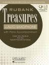 Rubank Publications - Rubank Treasures for Alto Saxophone - Voxman - Book/Media Online
