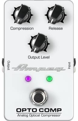 Opto Comp - Analog Optical Compressor