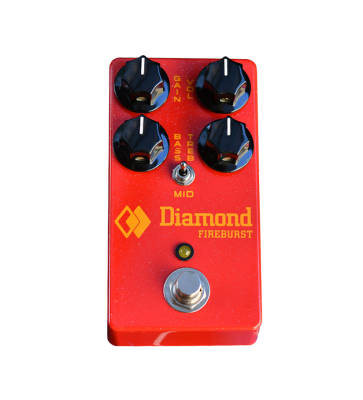 Fireburst Distortion/Fuzz
