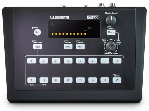 ME-500 16-Channel Personal Mixer