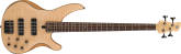 Yamaha - TRBX604FM 600 Series Bass Guitar - Natural Satin