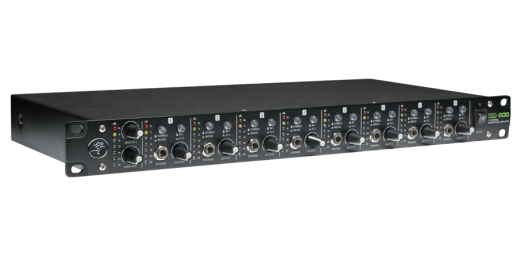 HM-800 Rackmount 8-Channel Headphone Amplifier