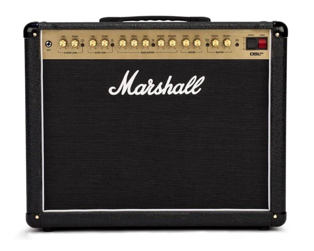 marshall dsl40cr 40w combo long mcquade musical instruments. Black Bedroom Furniture Sets. Home Design Ideas
