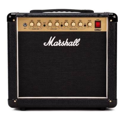marshall dsl5cr 5w combo long mcquade musical instruments. Black Bedroom Furniture Sets. Home Design Ideas