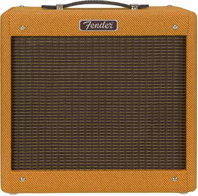 Pro Junior IV 15W 1x10 Tube Combo Amp - Lacquered Tweed