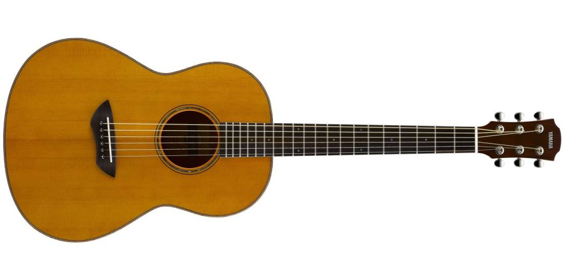 yamaha csf3m all solid parlour acoustic electric guitar vintage natural long mcquade. Black Bedroom Furniture Sets. Home Design Ideas