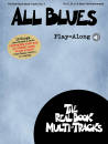 Hal Leonard - All Blues Play-Along: Real Book Multi-Tracks Volume 3 - C/Bb/Eb/BC Instruments - Book/Media Online