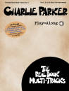 Hal Leonard - Charlie Parker Play-Along: Real Book Multi-Tracks Volume 4 - C/Bb/Eb/BC Instruments - Book/Media Online