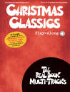 Hal Leonard - Christmas Classics Play-Along: Real Book Multi-Tracks Volume 9 - C/Bb/Eb/BC Instruments - Book/Media Online