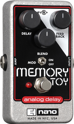 Memory Toy - Analog Echo/Chorus
