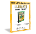 Ultimate Music Theory - UMT Prep Level Supplemental - St. Germain/McKibbon - Workbook