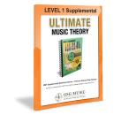Ultimate Music Theory - UMT Level 1 Supplemental - St. Germain/McKibbon - Workbook